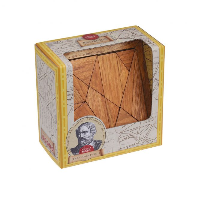 Great Minds - Archimedes Puzzle