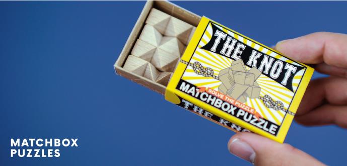 Matchbox Puzzles   Professor Puzzle