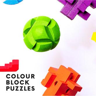 Colour Block Puzzles
