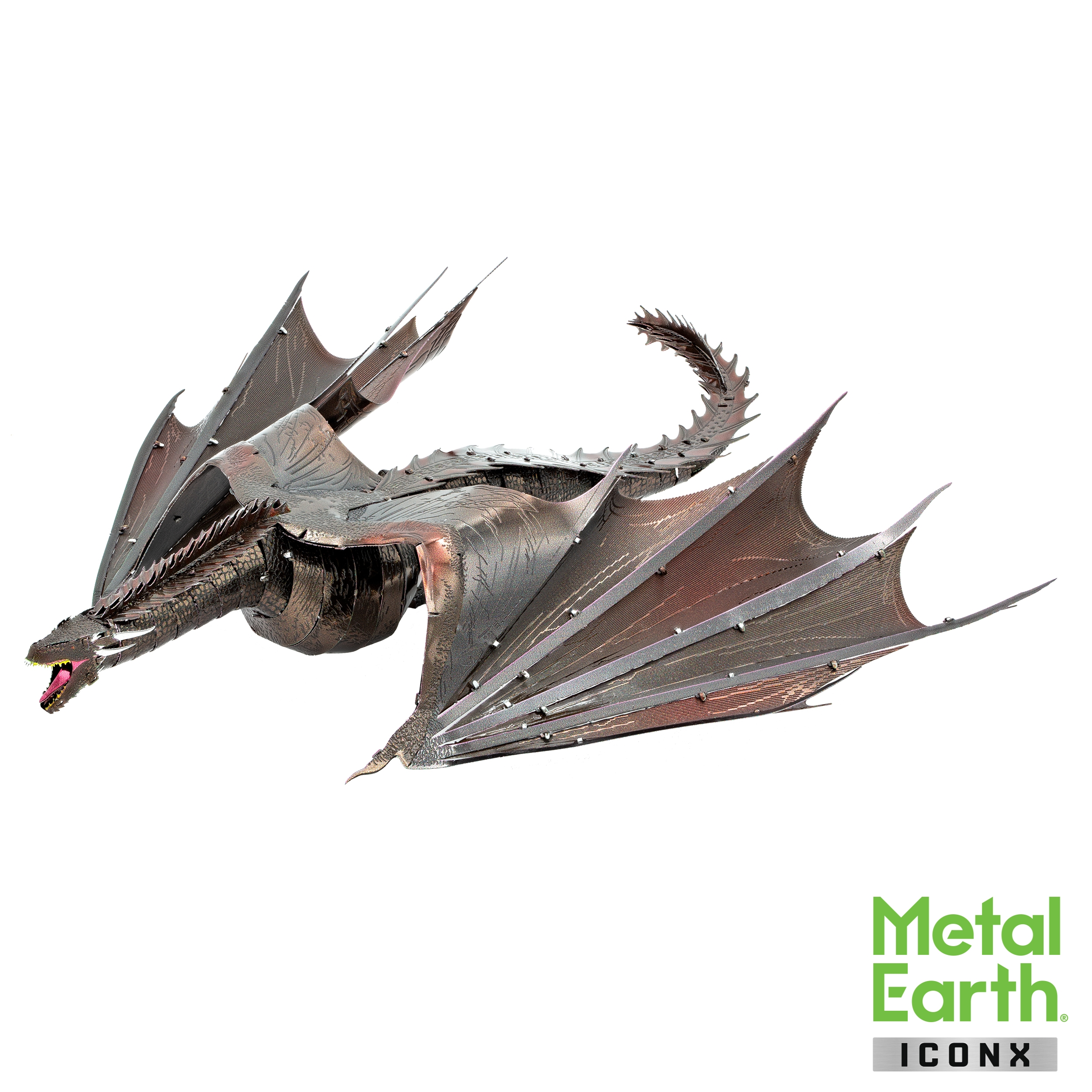 Drogon - Game of Thrones Models by Metal Earth