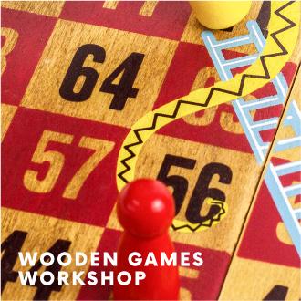 Wooden Games Workshop