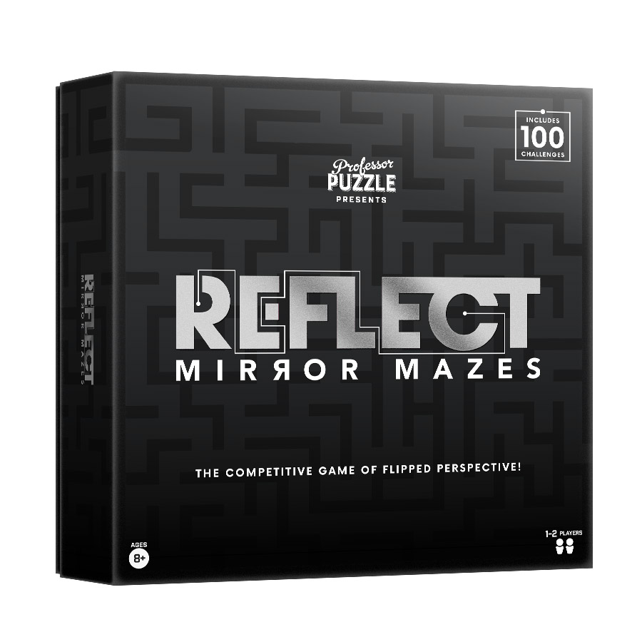 Reflect – Mirror Mazes