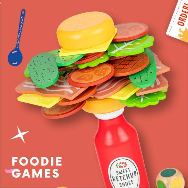 Foodie Games