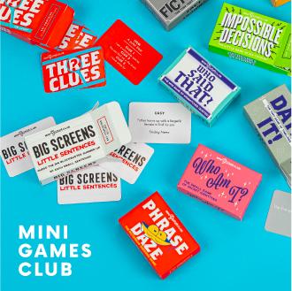 Mini Games Club