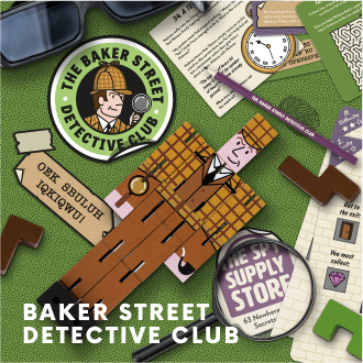 The Baker Street Detective Club
